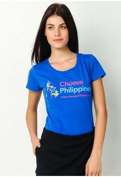 Choose Phils Ladies Shirt