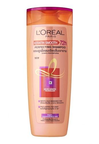 L'Oréal Paris L'Oreal Paris Keratin Smooth 72H Perfecting Shampoo 330ml 4F6C2BE8D71E71GS_1