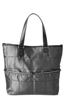 Mandarina Duck Blab Shoulder Bag Grey