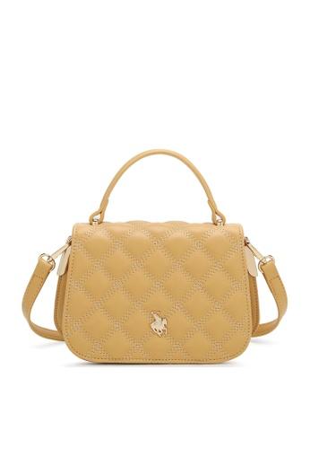 Swiss Polo yellow Casual Top Handle Bag 0CB6FACCE1DA60GS_1