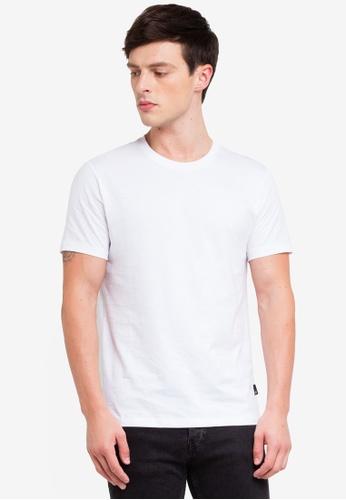 Black Crew Neck T Shirt