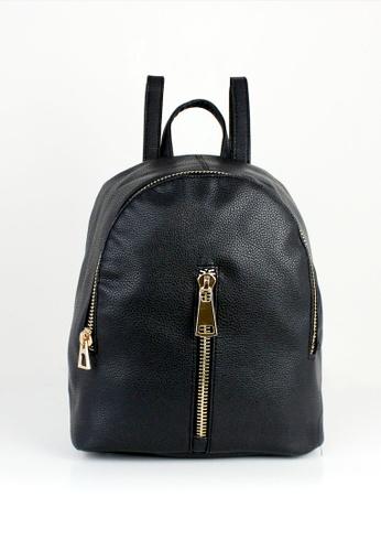 London Rag black Ladies Black Backpack BG5150 LO704AC45UXQHK_1