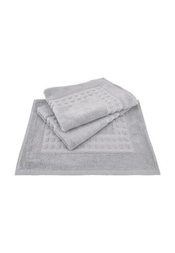 Martex Bundle OF 3 Martex Cordia 100% Cotton Terry Bath Mat (50x80cm/ 320g). B1D9EHL123CED5GS_1
