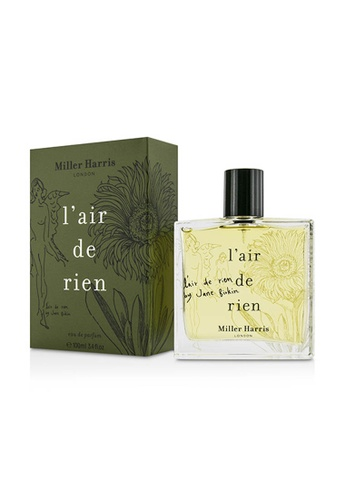Miller Harris MILLER HARRIS - L'air De Rien 記憶的香氣淡香精 100ml/3.4oz E5E90BE3BE8154GS_1