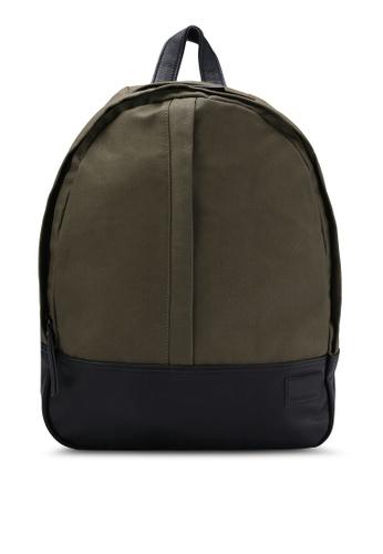 Call It Spring green Lichen Backpack CA512AC0RLI0MY_1