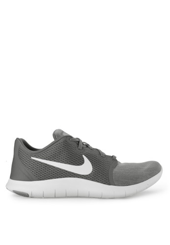 Nike grey Nike Flex Contact 2 Shoes 28C18SHF2068AEGS_1