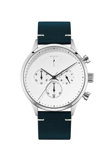 Tylor blue Fly High Chronograph Watch 31337AC8124537GS_1