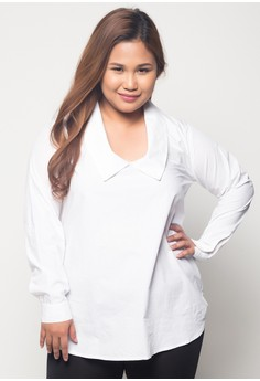Carmen Plus Size Top
