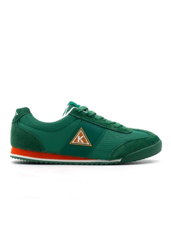 New York Sneakers green Leroy Rubber Shoes NE675SH46SBLPH_1
