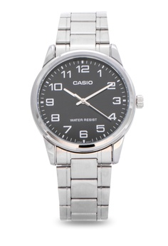 3672a9eca Casio silver MTP-V001D-1B Stainless Steel Band Analog Watch  0278AACB7B8EC8GS_1