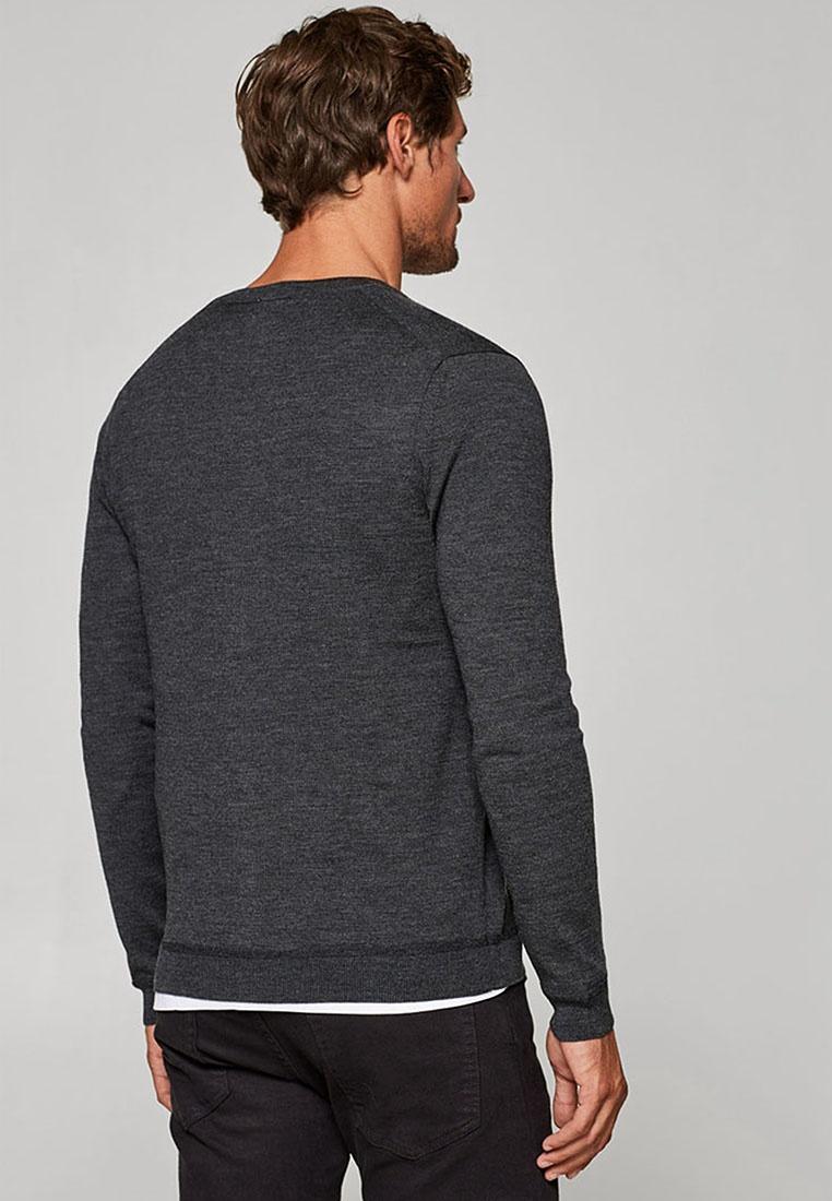 Wool ESPRIT Wool Cardigan Cardigan Wool Grey Grey ESPRIT Cardigan wAXxg04