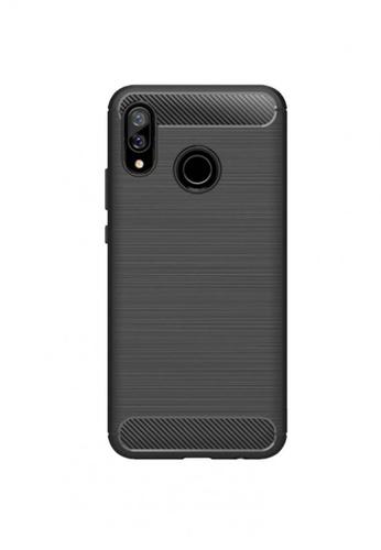 huge selection of c7fef e8bd4 Huawei Nova 3i Fashion Fiber Case