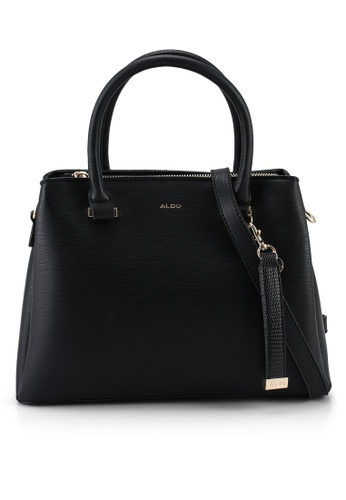 ALDO black Pinka Top-Handle Bag 5F4B5AC968C62CGS_1