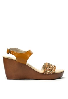 Noelene Wedge Sandals