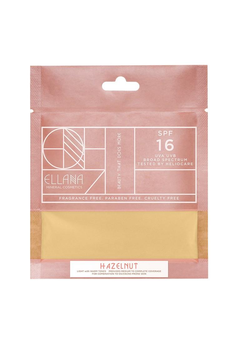 Hazelnut Intensive Mineral Foundation
