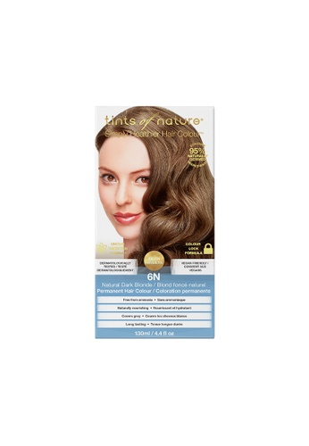 Tints of Nature Tints of Nature Natural Dark Blonde Permanent Hair Dye 6N F0D41BEBE611A0GS_1