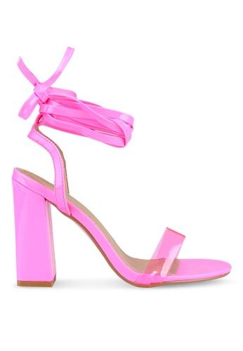 8a168455f76 Bebo pink Zoe Heels 3D6CESHFC05DC9GS 1