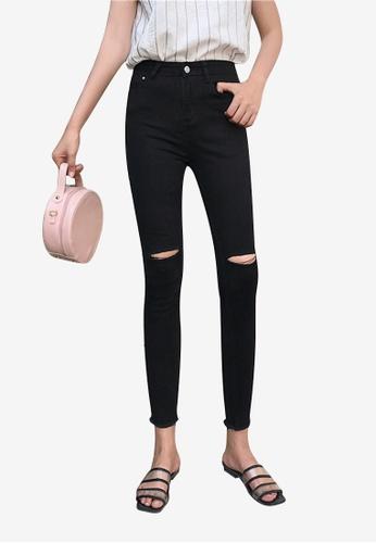 Lara black Women Mid-Rise Jeans FCA9BAA85F036EGS_1
