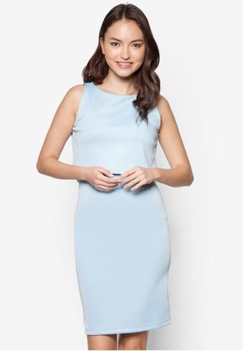 Kyraesprit outlet 旺角 花卉層疊洋裝, 服飾, 服飾