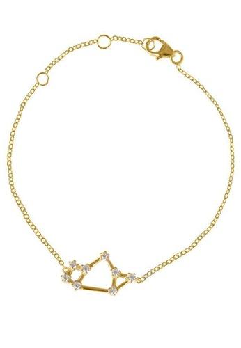 RAM Jewelry gold Constellation Bracelet - Yellow Gold - Sagittarius 1F03CAC53DA672GS_1