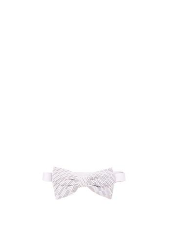 BARBA grey Abel Bow Tie BA953AC37WKOPH_1