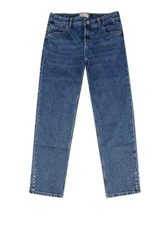 ONLY blue Emily Life High Waisted Jeans BD5F1KA7D8B0B1GS_1