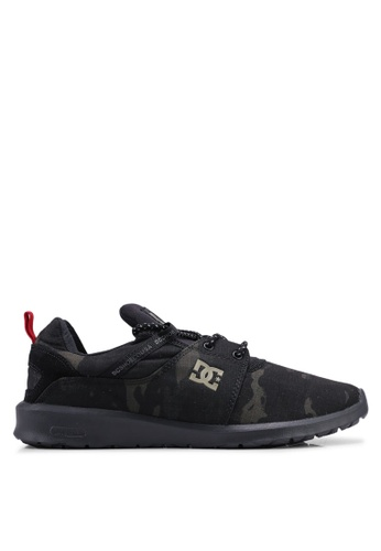 DC Shoes black Heathrow TX SE Shoes B354ASH45390A2GS_1