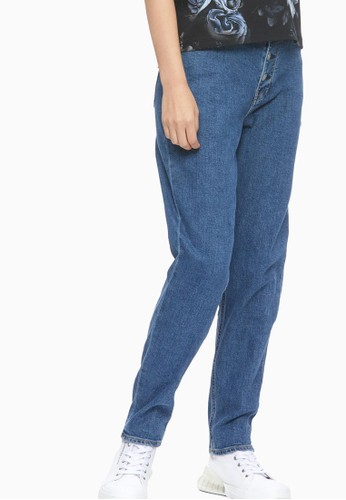 Calvin Klein blue MOM JEANS 0CC5DAA25BFE13GS_1