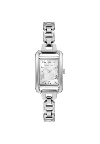 BCBG silver BCBGMAXAZRIA BG50909001 Silver Stainless Steel Watch 2FA37AC1D3547DGS_1