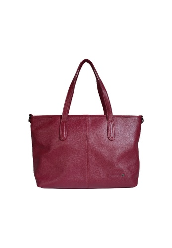 EXTREME Extreme Genuine Leather Tote Bag FC2F6ACC1B6549GS_1