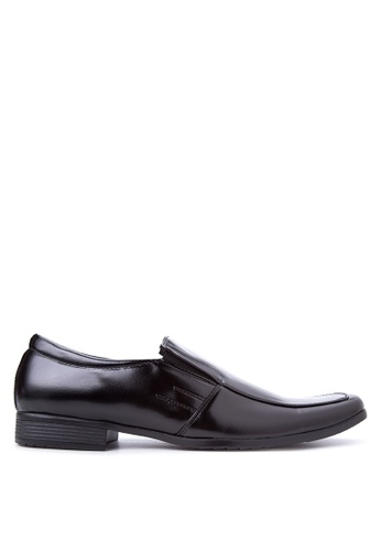 Italianos black Geoffrey Formal Shoes IT153SH04GCPPH_1