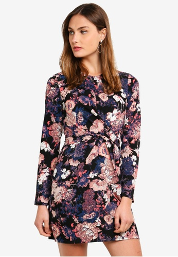 Vero Moda black Marlene Short Dress 56264AA21D6B99GS_1