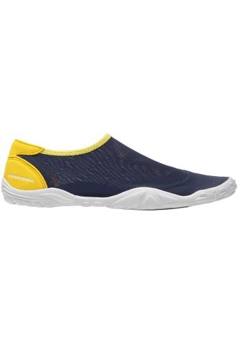 paperplanes navy Paperplanes-1360 Mesh Super Light Aqua Slip-Ons Shoes US Women Size PA355SH71QSMSG_1