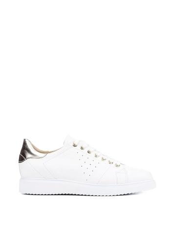 Geox white Thymar Sneaker 09381SHD06C73CGS_1