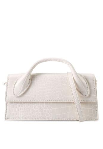 Billini white Bianca Crossbody Bag 83914AC009CFB8GS_1