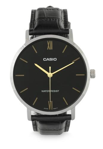 CASIO black Men Analog Watches Mtp-Vt01L-1Budf 2194DAC48B2944GS_1