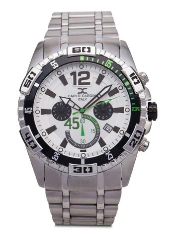 Carlo Cardini silver Carlo Cardini Watch 4024G-SS-4 CA038AC01IZAMY_1