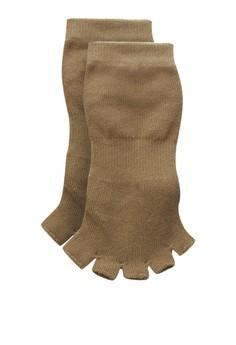 Yoga Toeless Socks