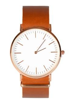 Vachetta Leather Watch