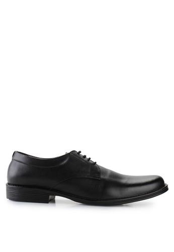 Dr. Kevin black Business & Dress Shoes Shoes 13284 Genuine Leather DR982SH69GWCID_1