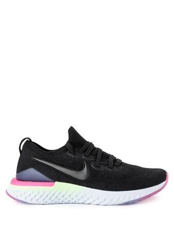 Nike purple Nike Epic React Flyknit 2 Shoes 91C2ESH643F6EAGS_1