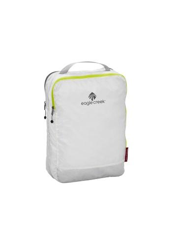 Eagle Creek white Eagle Creek Pack-It Specter Clean Dirty Cube (White/Strobe) 172D1AC5ABB806GS_1