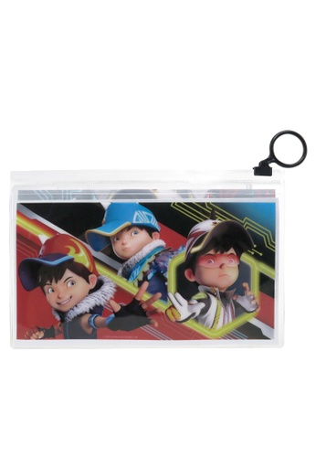 Boboiboy Boboiboy Fusion Zip Lock Pouch CF455KC569B7E9GS_1