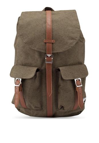 Herschel green Dawson Backpack A39C6AC93D21D8GS_1