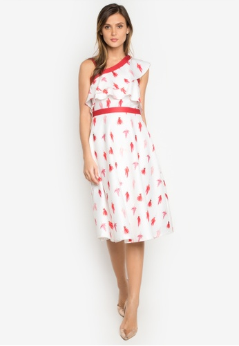 Plains & Prints multi Ballet Wishes Barbie Dress PL509AA0J95DPH_1