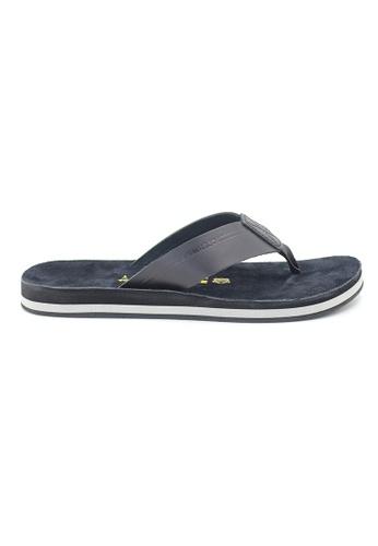 SoleSimple black Quebec - Black Leather Sandals & Flip Flops 34EC0SH91E57EFGS_1