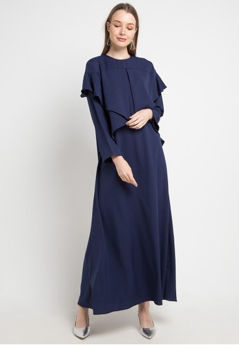 Covering Story navy Zianna Dress - C EF9B0AA50058D1GS_1