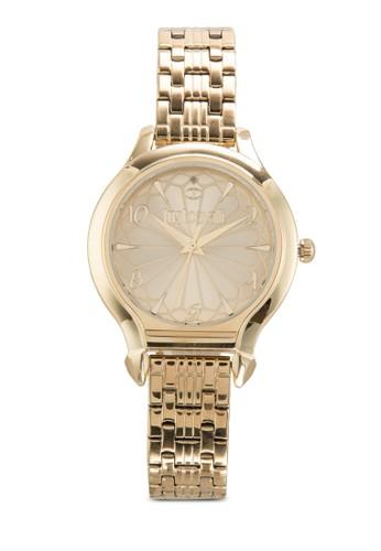 R7253533501 Just Fusionesprit手錶專櫃 雕刻不銹鋼手錶, 錶類, 飾品配件