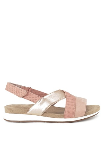 Hush Puppies multi Hush Puppies Pepper Slingback In Pale Peach B7FA3SH7421678GS_1