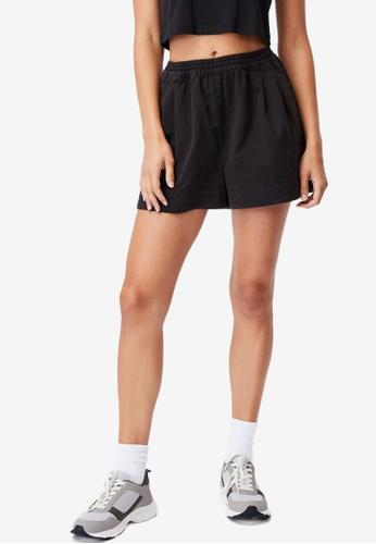 Cotton On black Eve Twill Shorts 9D4F5AAA79677FGS_1